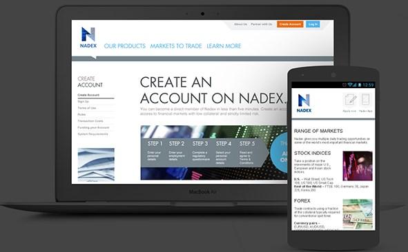 nadex trade bot